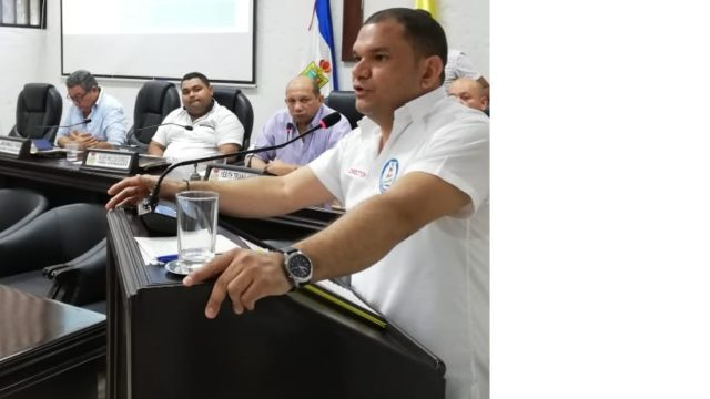 Concejo Municipal de Valledupar  Respalda Hoja de Ruta del Área Metropolitana