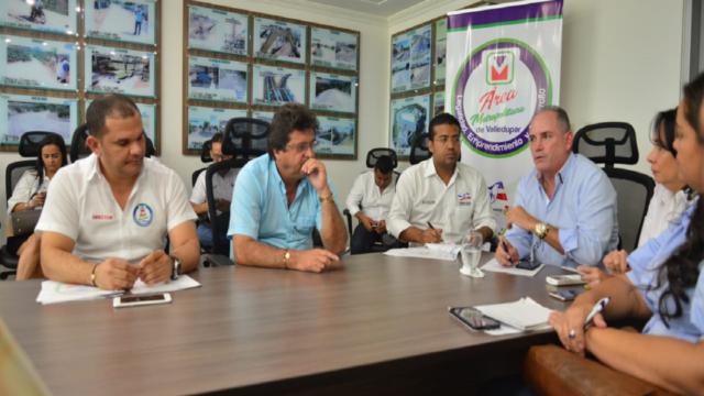 El primer paso para el Desarrollo de los Municipios Metropolitanos  Junta Octubre de 2018