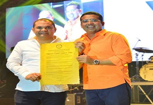 AMV Exalta la Gestión de Augusto Daniel Ramírez Uhia Alcalde Municipio de Valledupar