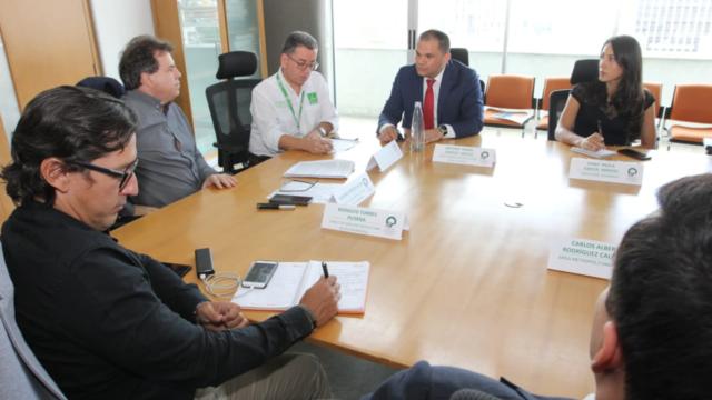 """Mesa Técnica para Fortalecimiento Institucional con """"ASOAREAS"""""""