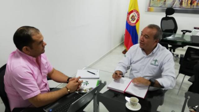 """Alianza con """"FEGACESAR"""""""
