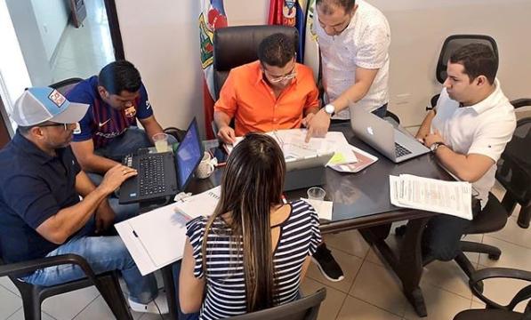AREA METROPOLITANA DE VALLEDUPAR TRABAJANDO EN EQUIPO CON LA ALCALDÍA DE VALLEDUPAR