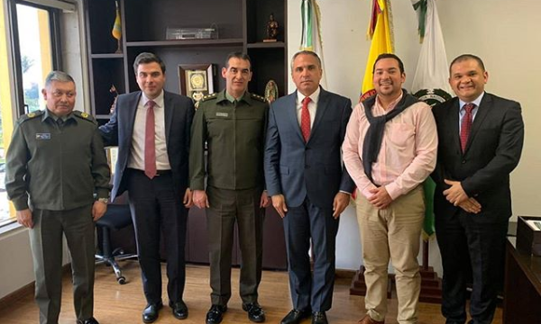 AMV Avanzando en la Consolidación de la Policía Metropolitana