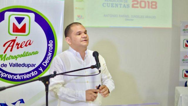 Área Metropolitana de Valledupar Culmina con Grandes Logros en el 2018 y Retos para Este 2019