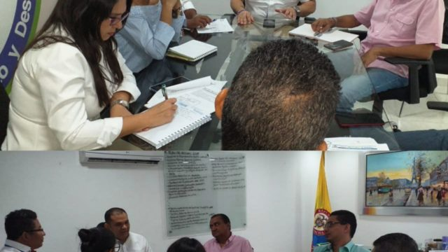 Primera sesión del Consejo Metropolitano de Vivienda