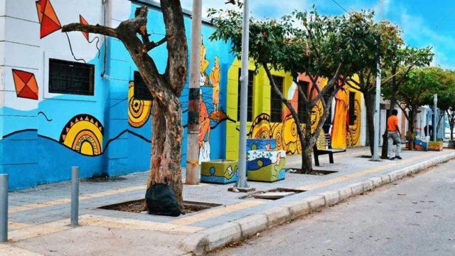 El arte y la cultura están presentes en el Plan Centro del Municipio Metropolitano de La Paz-Cesar