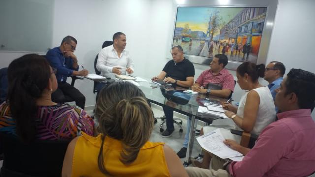 Director del AMV Expone y Justifica Puntos de Ascenso y Descenso en UN-Sede Caribe