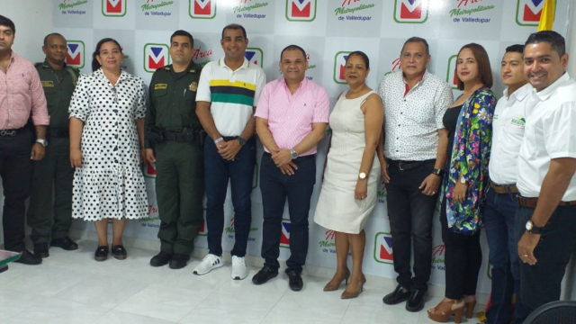 AMV se Reunió con Entes para Implementación de Controles de Ilegalidad