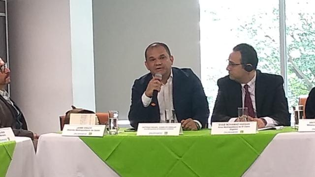 AMV Participó en Reunión De Expertos Estado Global De Las Metropolis