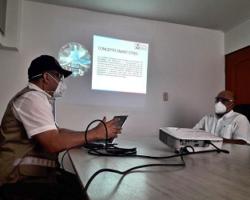 Socialización en La Paz Para Proyección de un Territorio Inteligente