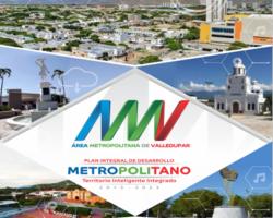 """Junta Metropolitana de Valledupar, adoptó la revisión y actualización del Plan Integral de Desarrollo Metropolitano: «Territorio Inteligente Integrado""""."""