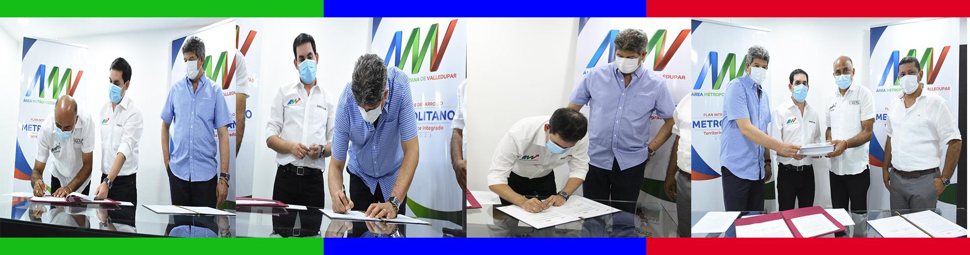 Pacto La Paz – Manaure