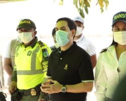 Área Metropolitana de Valledupar lideró Jornada de Seguimiento y Control al Transporte Colectivo Metropolitano