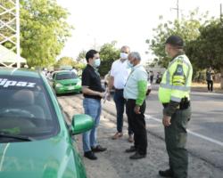 Área Metropolitana expuso ante el Concejo de Valledupar, situación del Transporte Colectivo Metropolitano