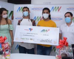 Alcaldía y Área Metropolitana de Valledupar entregaron donaciones a los artistas del colectivo 'Pata Pintá