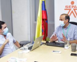 Formación educativa para los ciudadanos metropolitanos establece el Área Metropolitana con alianza estratégica entre la Alcaldía de Valledupar y el SENA