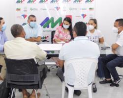 Área Metropolitana de Valledupar gestiona enlace estratégico con Cementos Argos