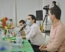 La Primera Cumbre de Alcaldes Metropolitanos de Colombia en Valledupar fue un encuentro que impulsó el accionar para el desarrollo de los territorios